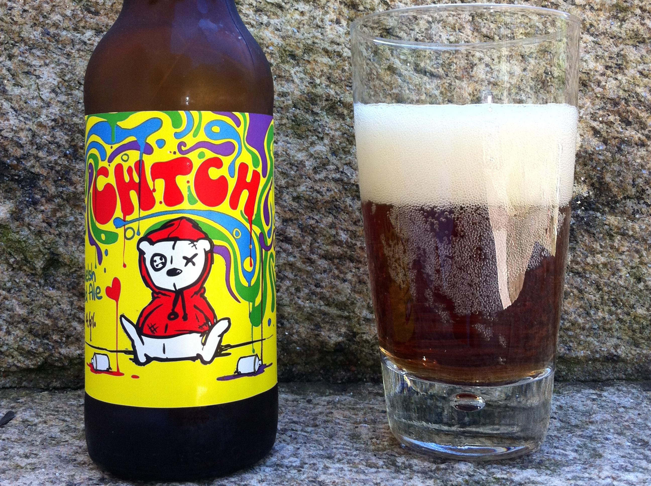 Tiny Rebel Pint Glass - Tiny Rebel Brewery